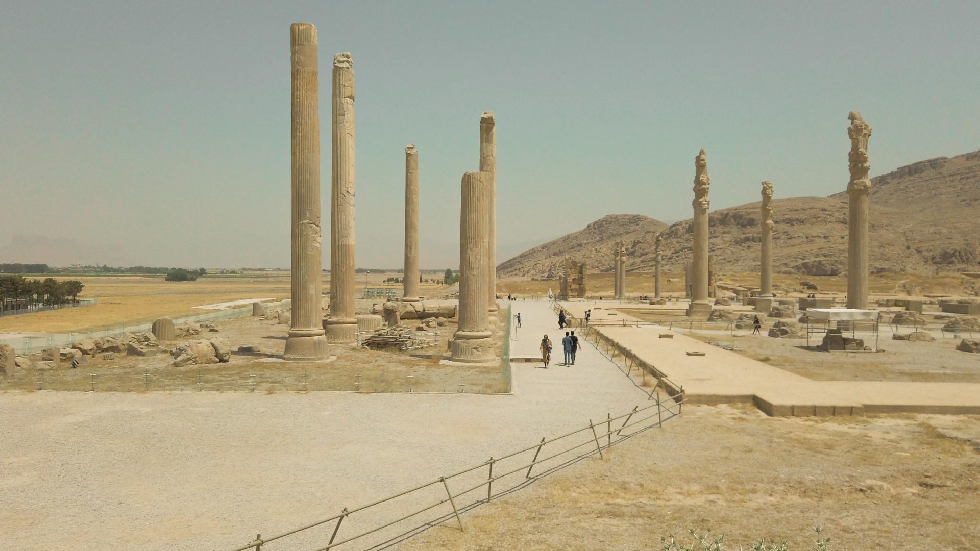 Vámbéry Ármin Perszepolisz városában