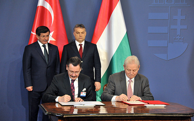 Budapest Ankara testvérvárosi megállapodás