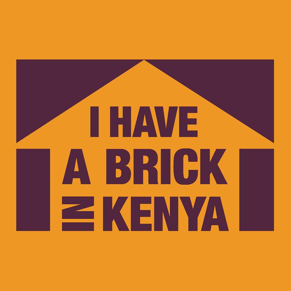 I have a brick in Kenya - kezdeményezés