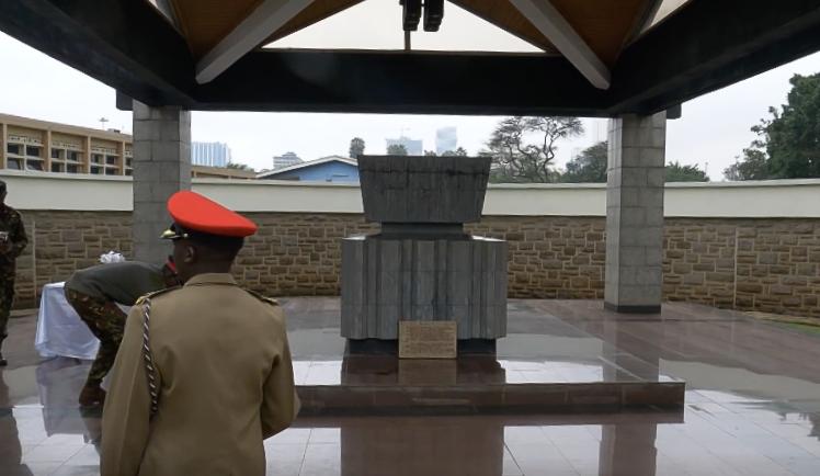 Vámos György - Magyar építészet Nairobiban
