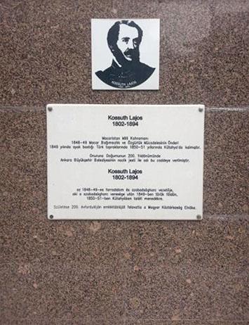 Kossuth Lajos utca Ankara városában
