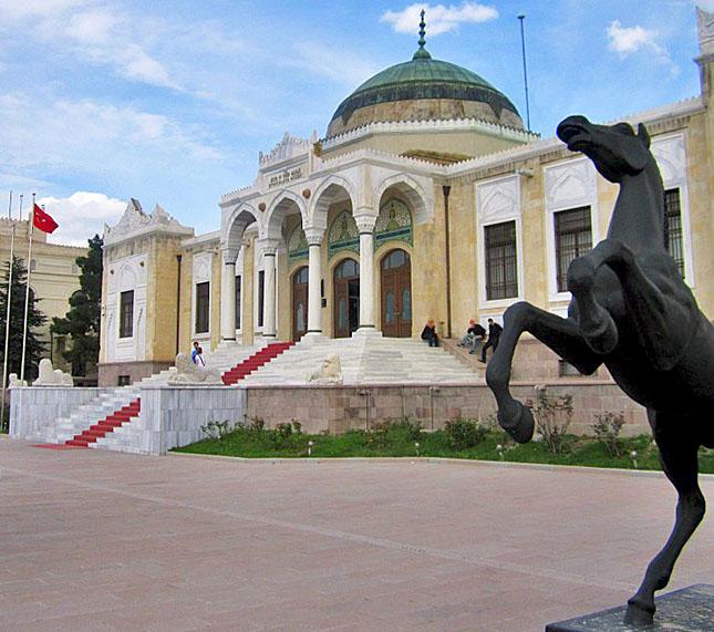 Ankarai Néprajzi Múzeum