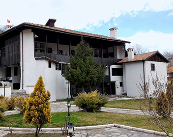 Kossuth-ház: Kossuth, Kütahya híressége